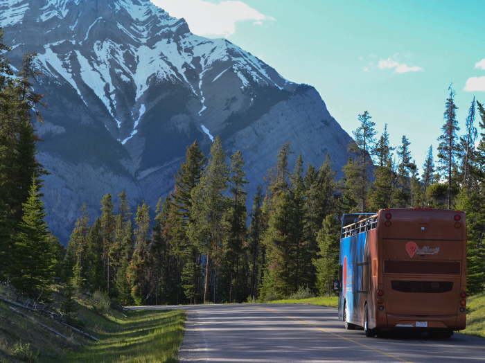 WowBanff - Bus2