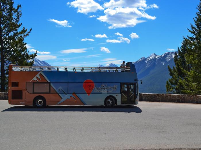 WowBanff - Bus3